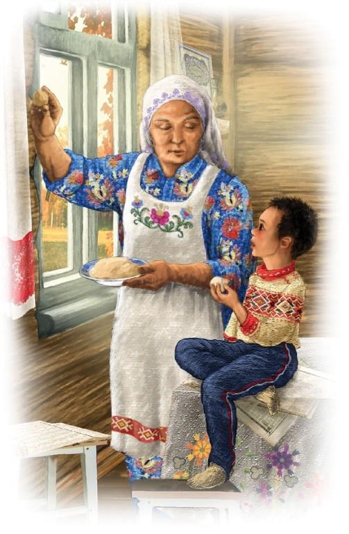 Очень старая бабуля легла в постель со своим внуком фото 517-807