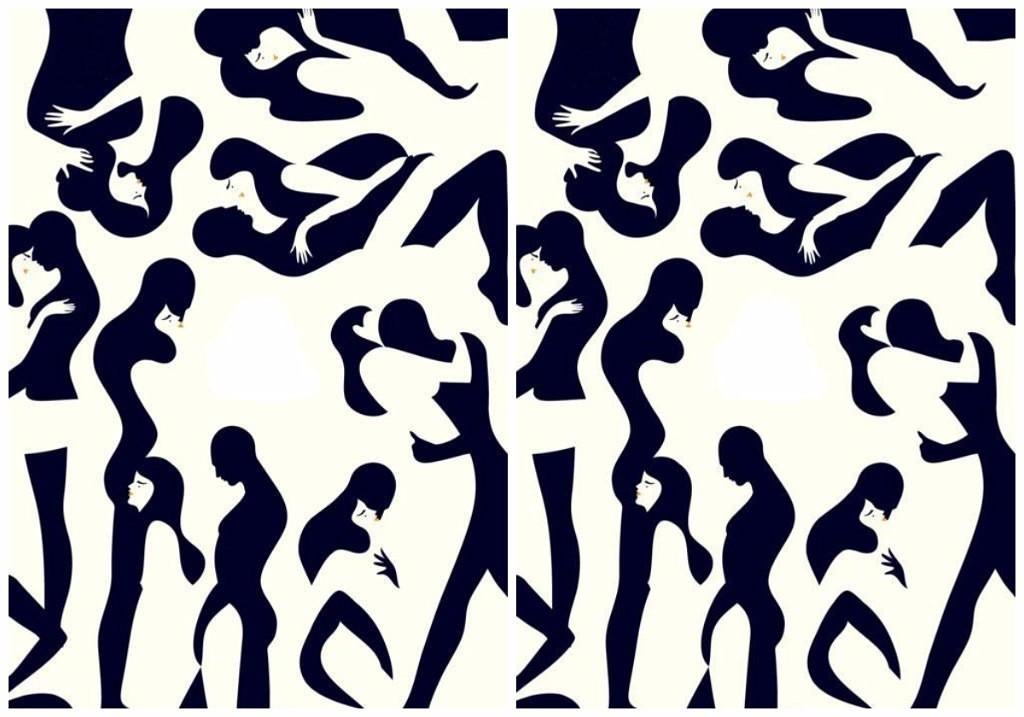 Фото камасутра с показом гениталий