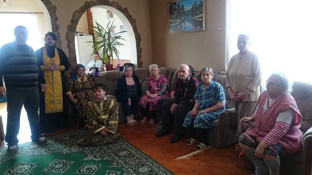 Дом престарелых москва как попасть на