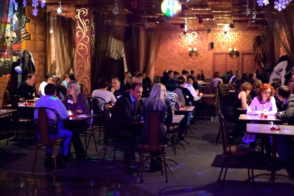 Вечеринки клубов знакомств в москве