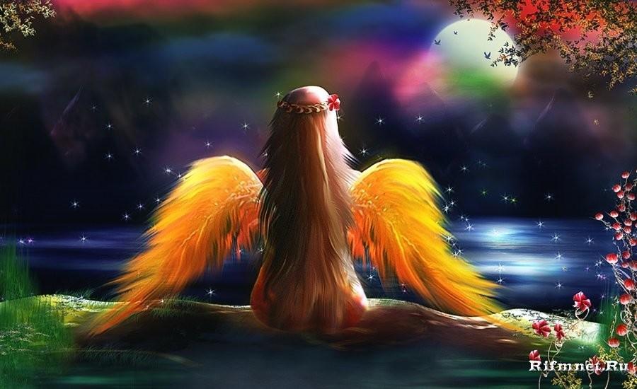 очень красивые ангелы картинки