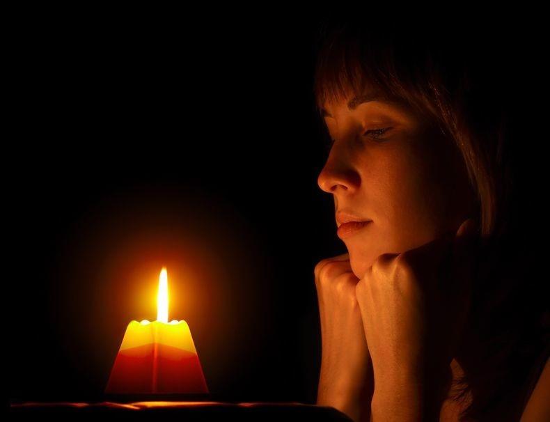 заговор на свечах приворот
