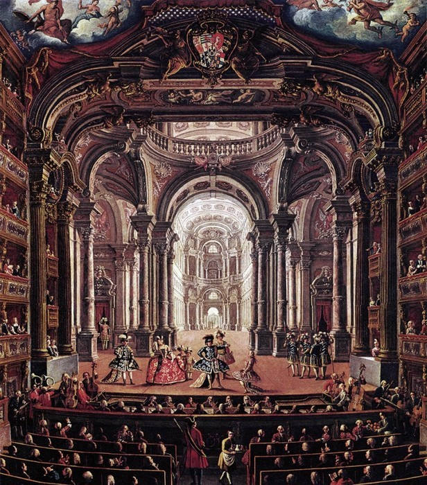 baroque opera through the ages