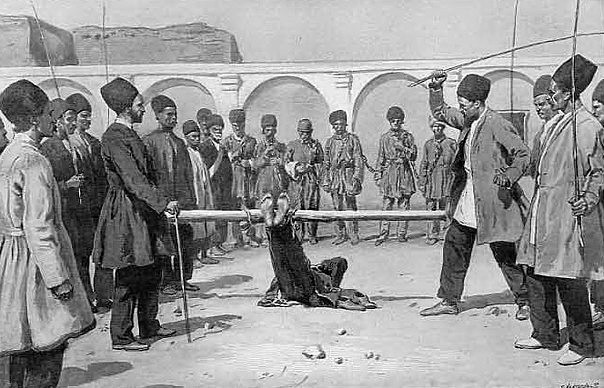 public caning as a punishment on criminals The purpose of criminal punishment public pol-icy, and social movements $2,230, and the caning after his guilty plea.