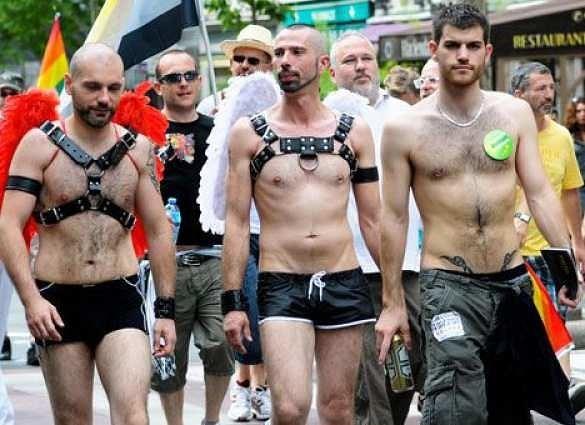 Культура в европе геи проститутки