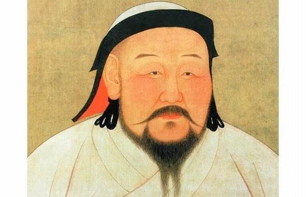 Чингиз Хан умер во время секса.