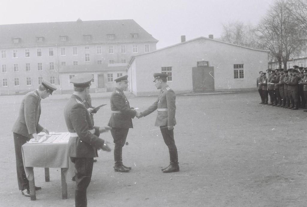 Виттенберг Германия военная часть 58634 фото