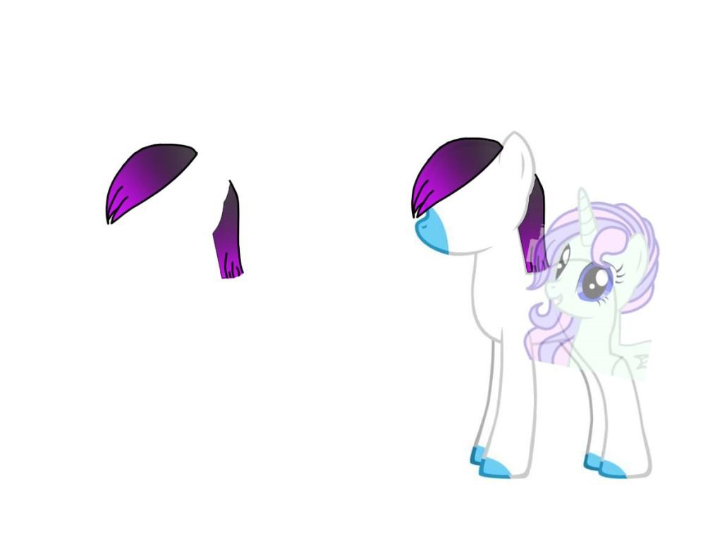 Как сделать причёску для пони креатор