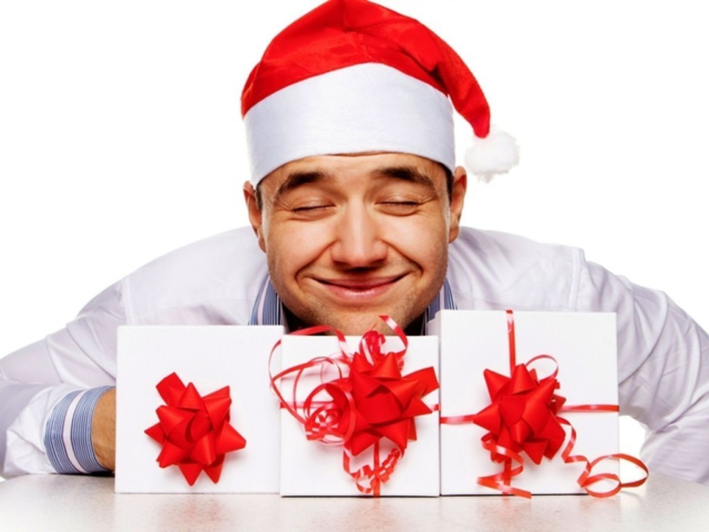 Какие подарки на новый год мужчине
