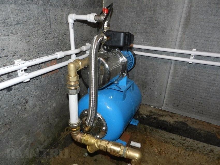 Как самим сделать водоснабжение