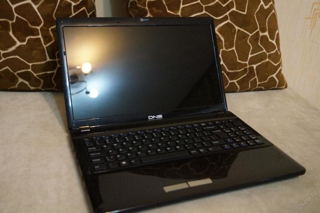 купить ноутбук dns