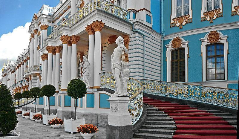 Знакомства царское село