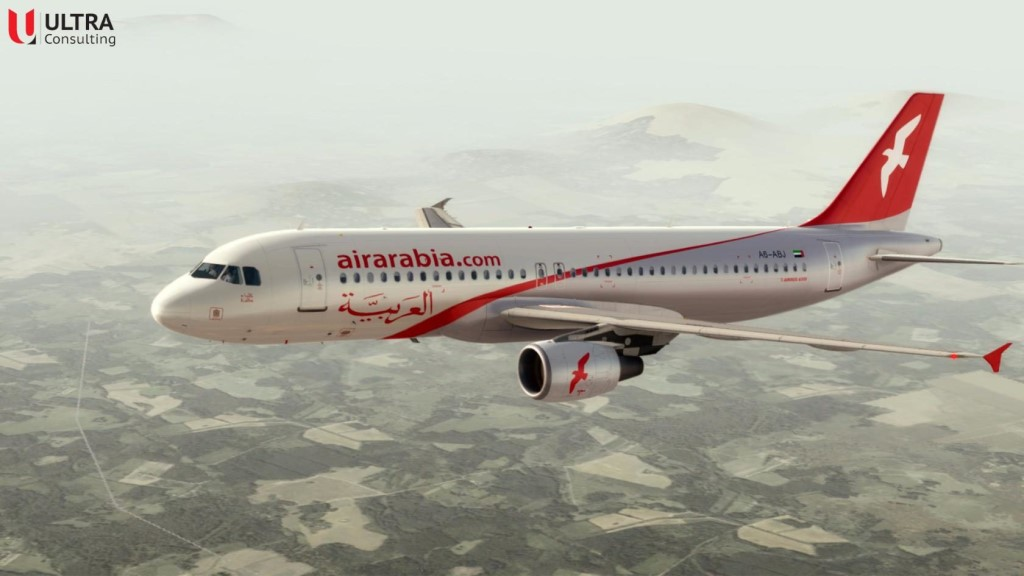 marketing strategy for air arabia airline