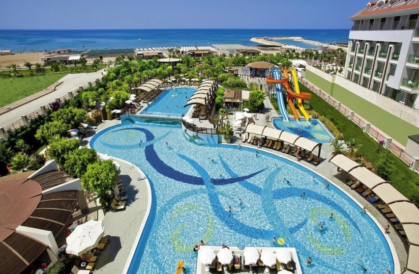 Турция, Сиде, SEHER SUN PALACE RESORT &SPA 5* от 18000 рублей