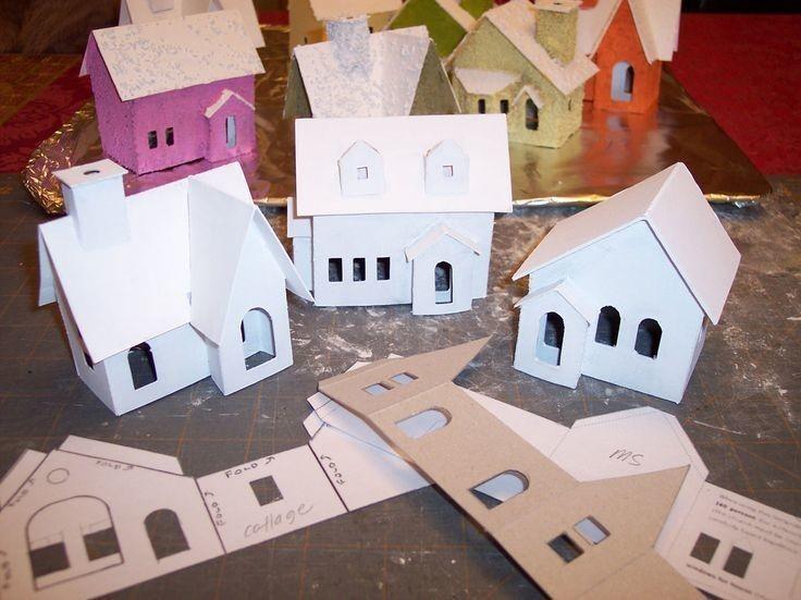 Как сделать поделки дома из бумаги