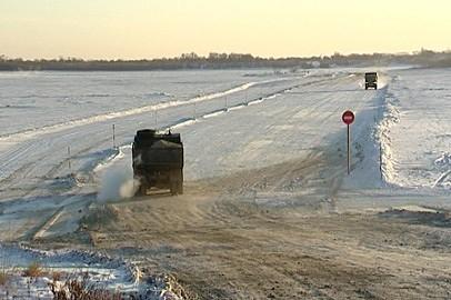 Три ледовые переправы остались в Хабаровском крае