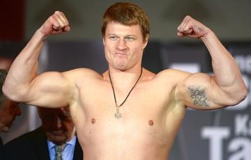Поветкин занял первое место в рейтинге тяжеловесов WBA