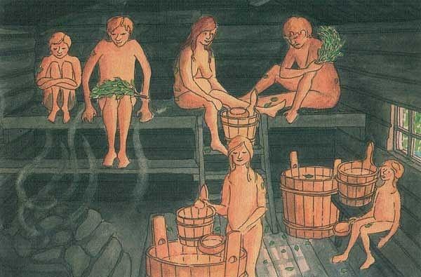 руки подали эротика как на руси мылись семьями в бане меня руках отнесли