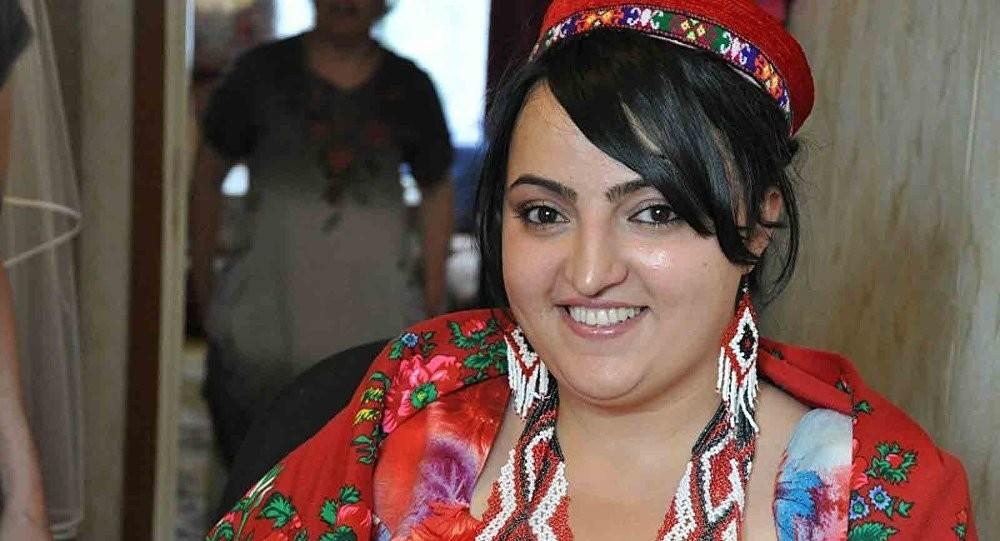 Митино таджичка в