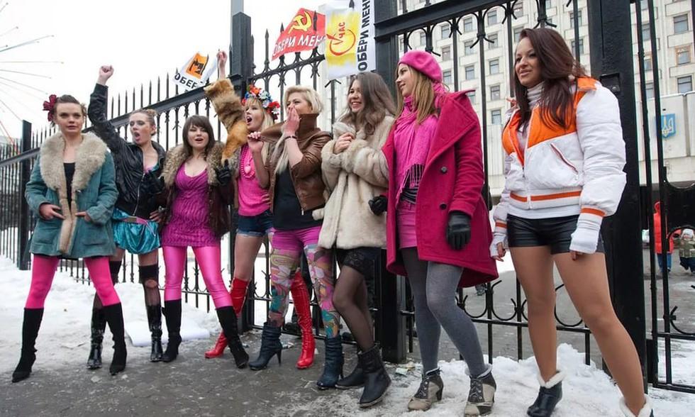 Украины и праститутки фото