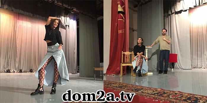 Ольга Бузова останется ведущей Дома2 на ТНТ  StarHitru