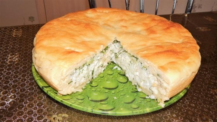 постные пироги с рыбой с фото