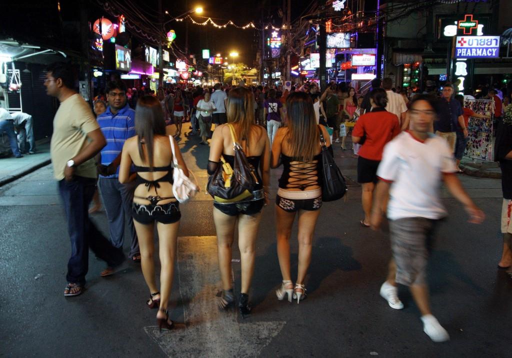 Фото китайских праституток