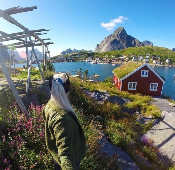 Знакомство Иностранцами Норвегии
