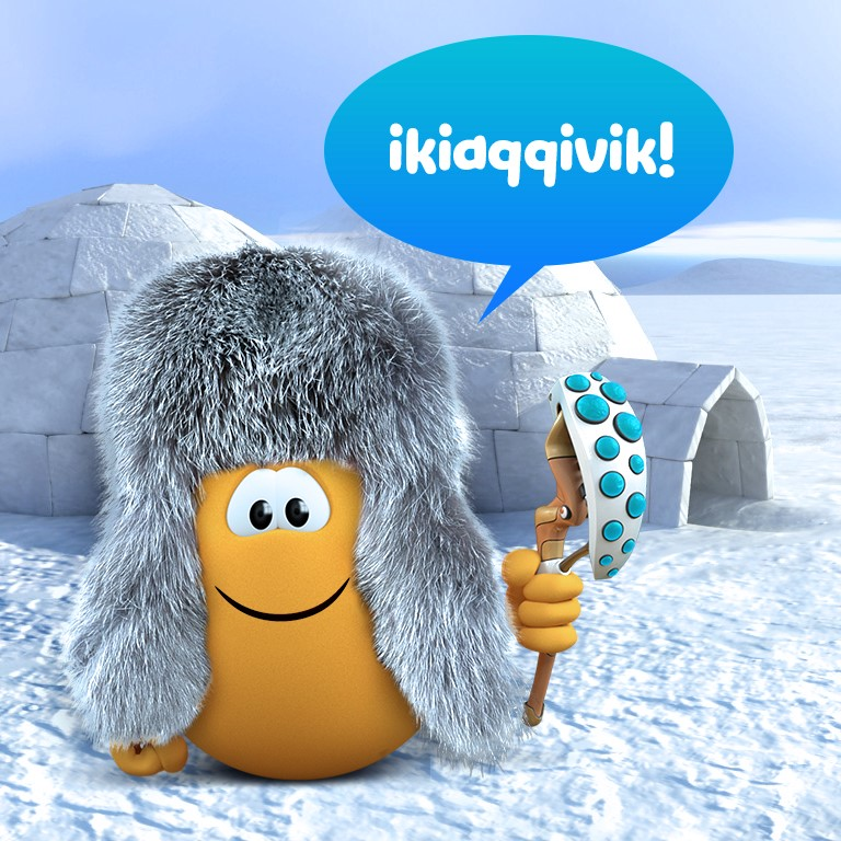 Знакомство с эскимосами