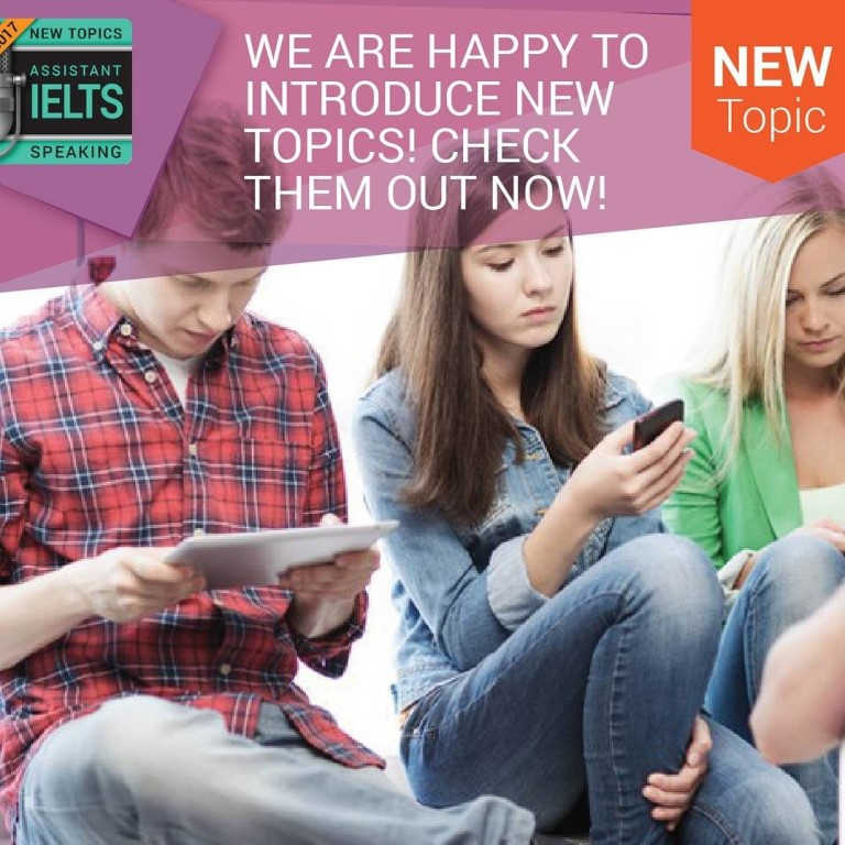 new speaking topics ielts 'mastering ielts speaking: the express course', the new course from the ielts teacher, might be the answer confident answers to questions.