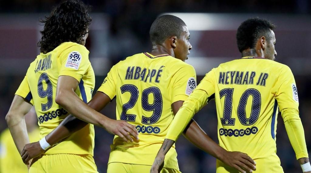 """Neymar-Kavani-Mbappe """"Real""""ga qarshi maydonga tushmaydi"""