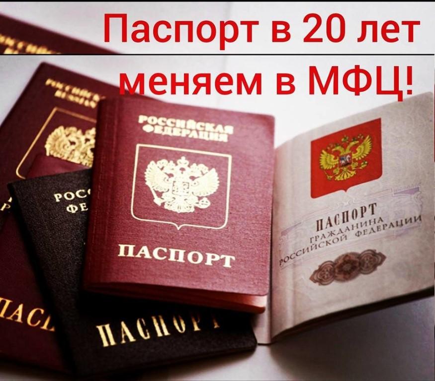 Как сделать паспорт через интернет в