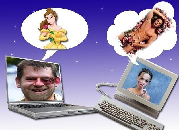 встреча знакомство в интернете