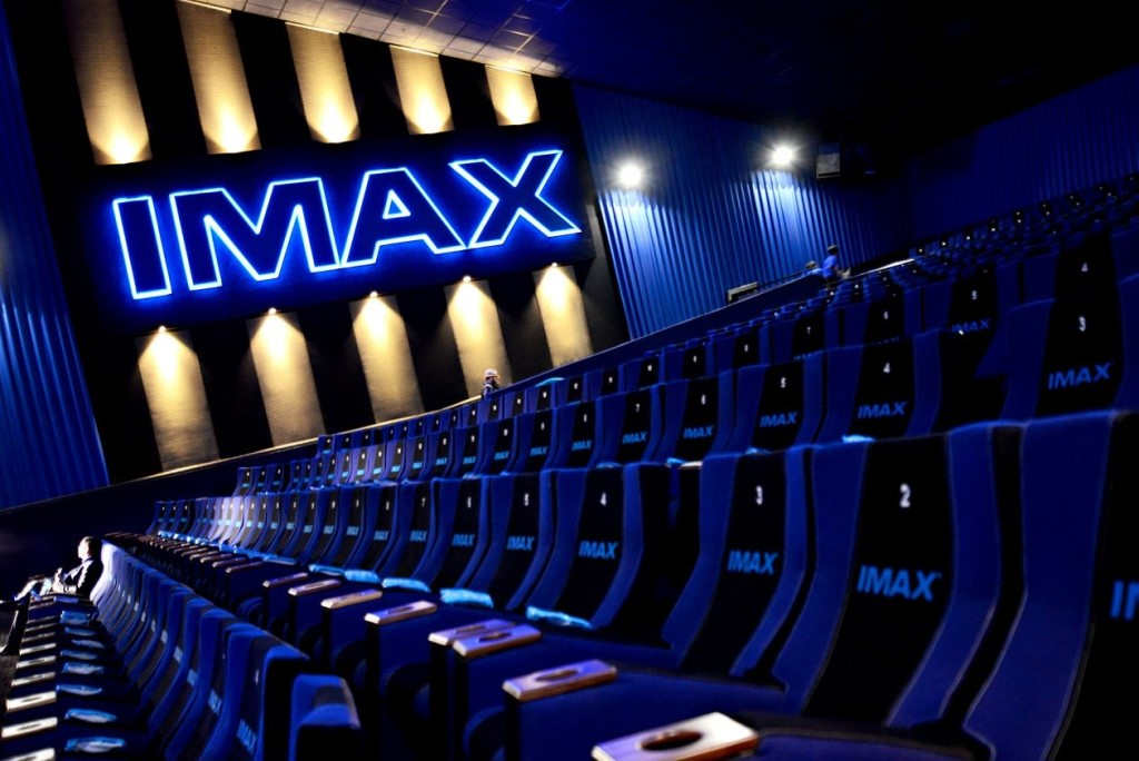 imax larger than life Marvel's inhumans — imax's first tv show premiere it doesn't make sense to watch sleepless in seattle in imax the larger-than-life screens demand larger-than.