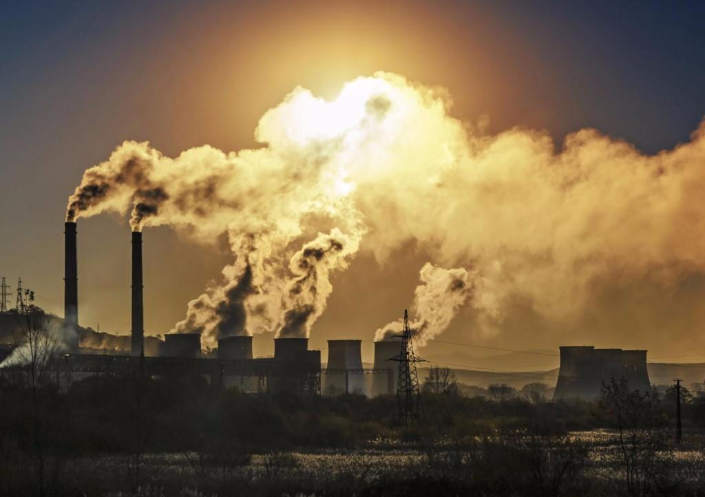 углекислый газ в атмосфере Земли