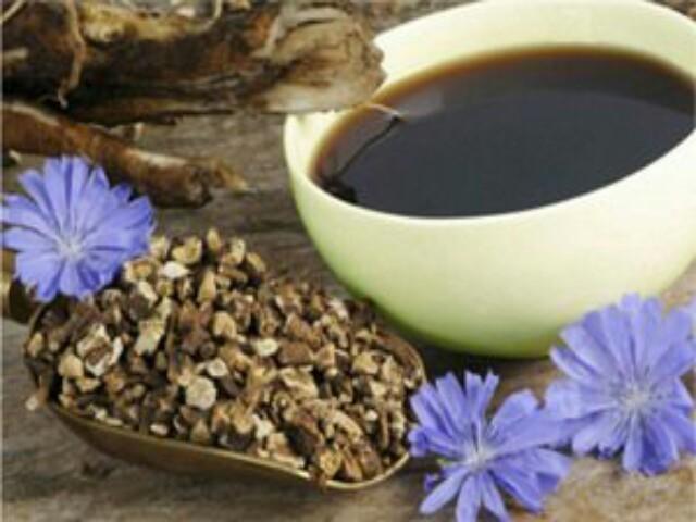 Цикорий, аналог кофе только в 100 раз полезнее!