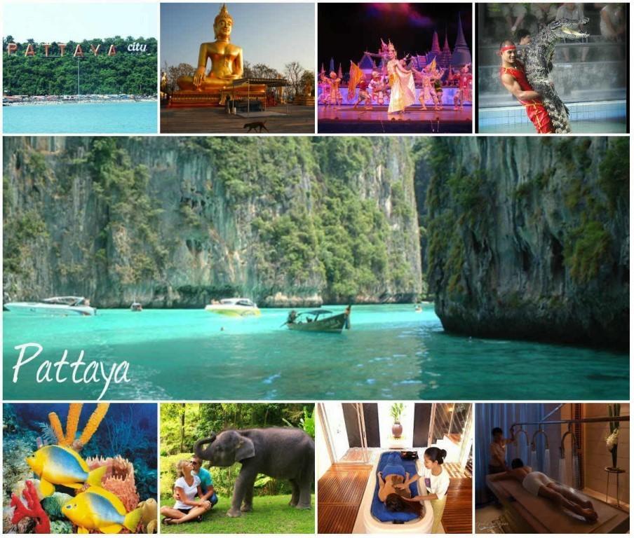 Паттайя , Тайланд