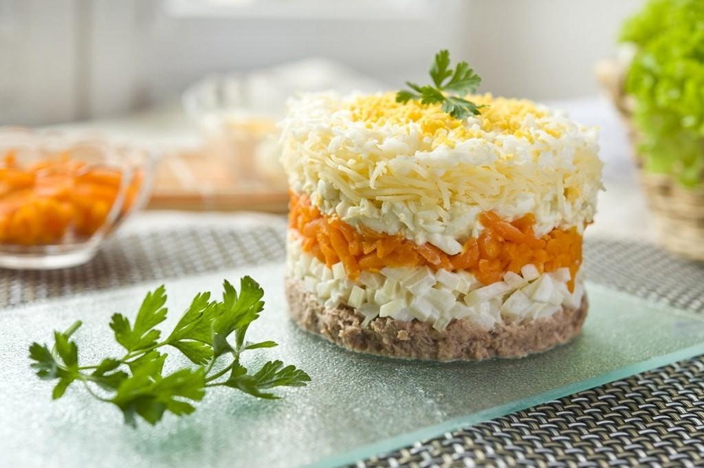 Предлагаем вам подборку лучших праздничных и не только, рецептов салатов.лучшие рецепты в разделе