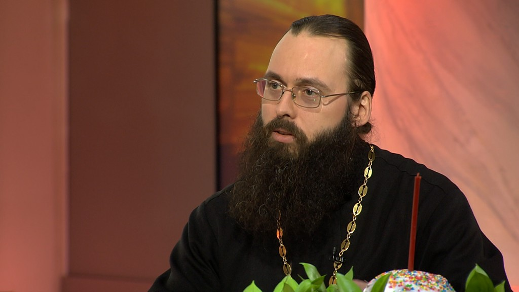 в духанин знакомство с православием