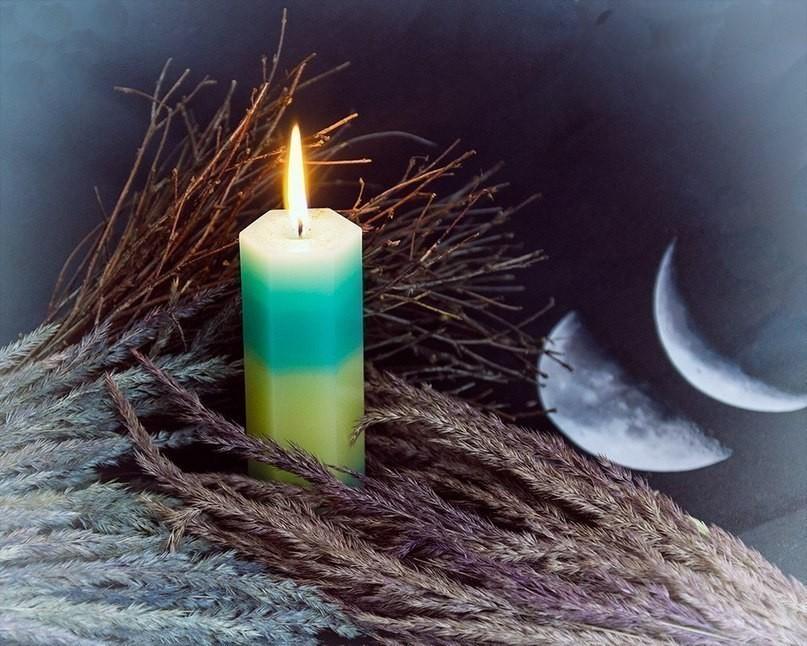 славянская магия приворот на свечах