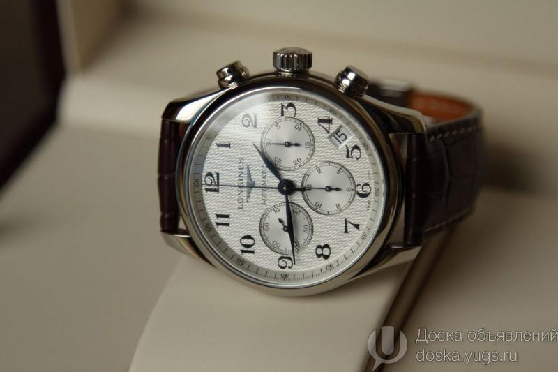 Поиск по новинкам и ценам: рады, что часы longines master вам понравились!