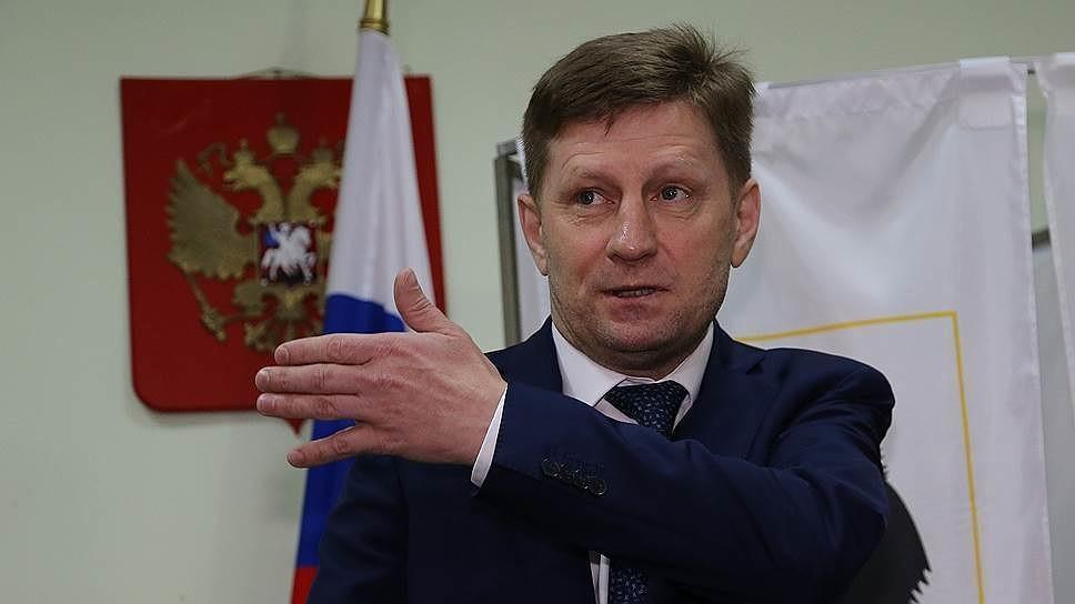 Медведев заставил Фургала прогнуться под «Единую Россию»