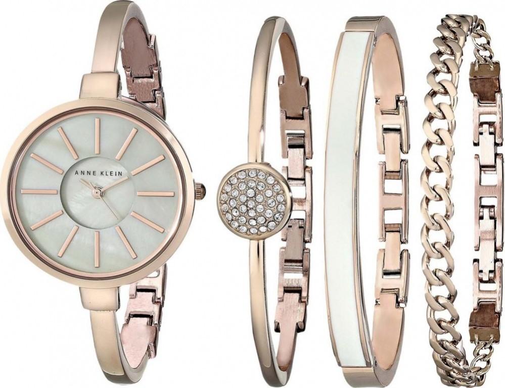 Часы Anne Klein на сегодняшний день являются показателем успеха современной женщины, часы покорят сердце любой девушки.