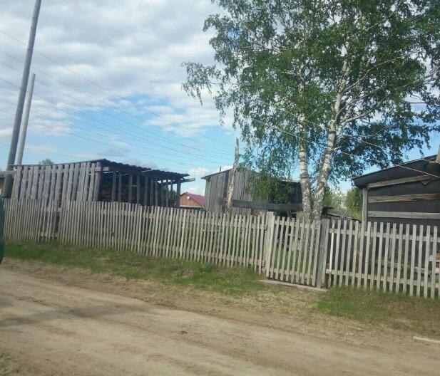 ПРОДАМ дом 1 комната,27 кв м, 12 соток земли, 150 т.р Батурино Асиновский район 89528951348