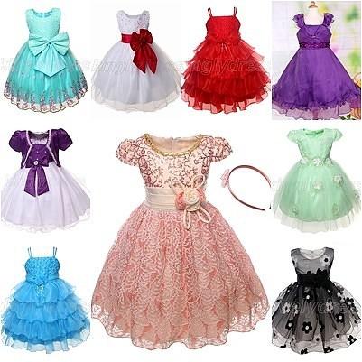 """Большой выбор детских праздничных платьев и трикотажа в группе """"Маленькая леди""""."""