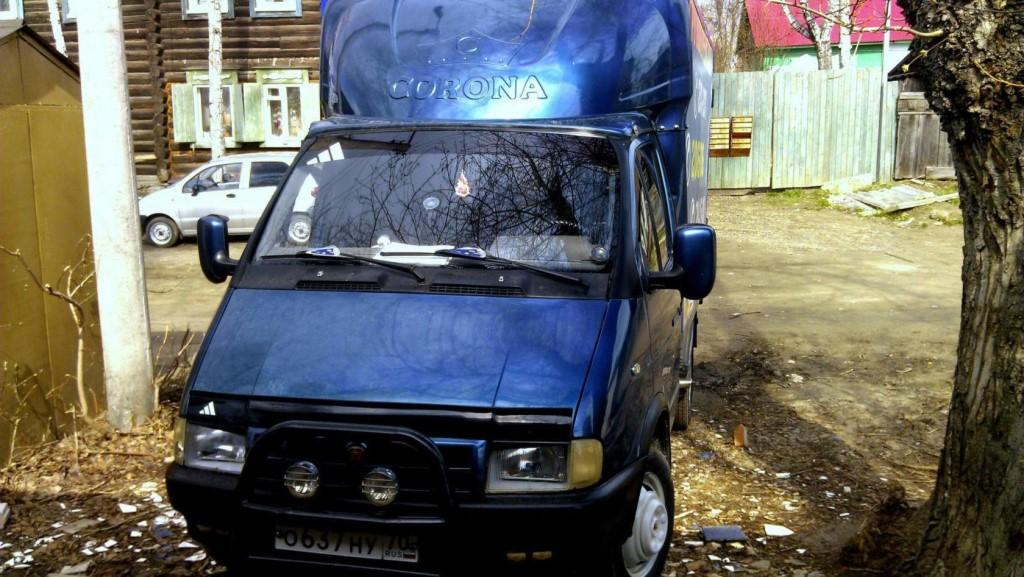 Попутный груз на а.м ГАЗель из Томска в Асино-Первомайское каждые выходные.