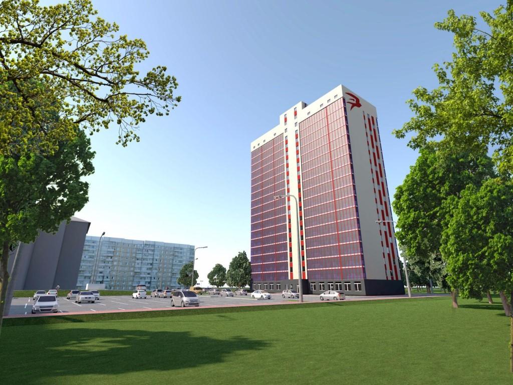 1-комнатная квартира в новом кирпичном и комфортном доме в микрорайоне ЖК «Ласточка» Томск, Иркутский тракт 194Г.