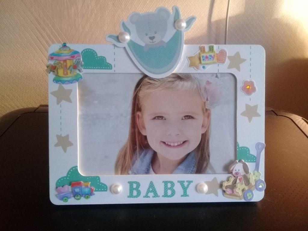 А у нас новинка!Детские рамки ручной работы!Прекрасный подарок ребенку,подходящий к любому интерьеру детской комнаты.Цена - 199 р