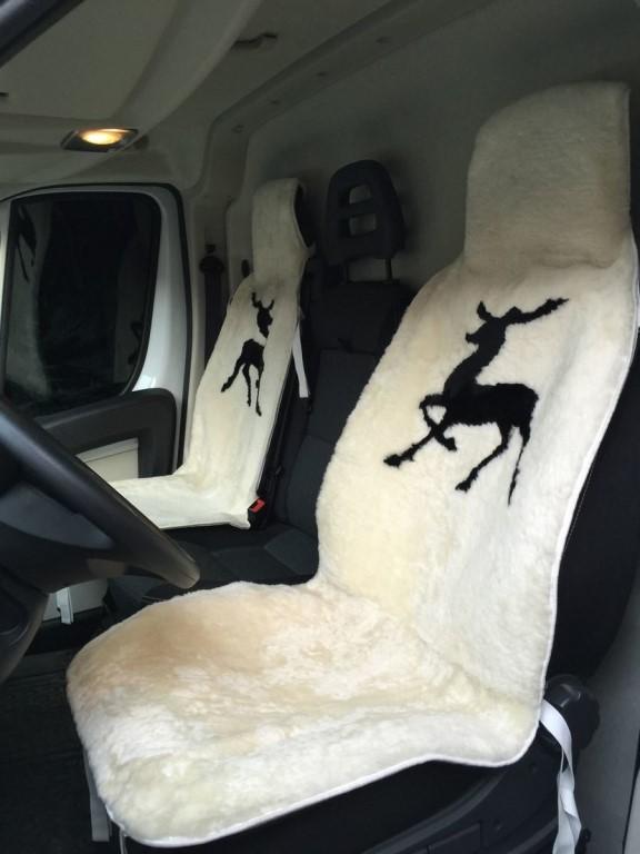Меховушки на сидения авто из шкурной овчины.По вопросам писать в личку