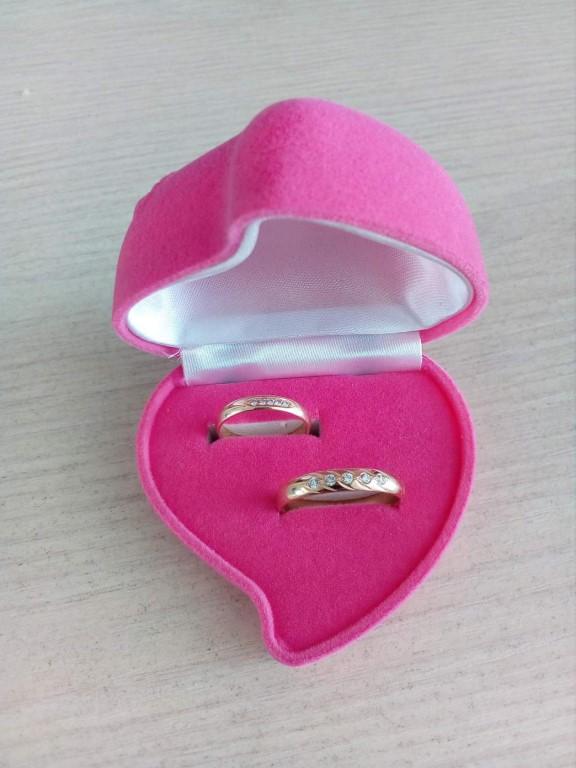 Продам новые кольца